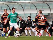FODBOLD: Matti Olsen (AB) under kampen i NordicBet Ligaen mellem AB og FC Helsingør den 11. maj 2017 på Helsingør Stadion. Foto: Claus Birch