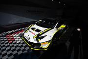 August 4-6, 2017: Lamborghini Super Trofeo at Road America. Yuki Harata, Dream Racing Motorsport, Lamborghini Las Vegas, Lamborghini Huracan LP620-2