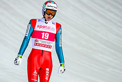 02.12.2017, Nordic Center, Nizhny Tagil, RUS, FIS Weltcup Ski Sprung, Nizhny Tagil, im Bild Gregor Deschwanden (SUI) // Gregor Deschwanden of Switzerland during FIS Skijumping World Cup at the Nordic Center in Nizhny Tagil, Russia on 2017/12/02. EXPA Pictures © 2017, PhotoCredit: EXPA/ Tadeusz Mieczynski