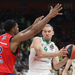 20180520: SRB, Basketball - Euroleague 2017/18, 3rd Place match, CSKA vs Zalgiris Kaunas