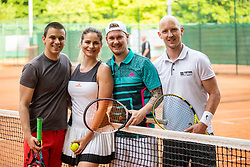 Tenis VIP Petrol turnir, on June 6, 2019 in Tivoli, Ljubljana, Slovenia. Photo by Vid Ponikvar / Sportida