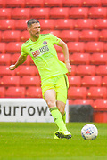 Sheffield United Chris Basham (6) in action during the Pre-Season Friendly match between Barnsley and Sheffield United at Oakwell, Barnsley, England on 27 July 2019.