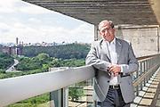 Belo Horizonte_MG, Brasil.<br /> <br /> Romel Erwin de Souza, vice-presidente da Usiminas.<br /> <br /> Romel Erwin de Souza, vice-president of Usiminas.<br /> <br /> Foto: HUGO CORDEIRO / NITRO