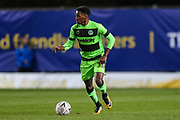 Forest Green Rovers Reece Brown(10) during the The FA Cup 1st round match between Oxford United and Forest Green Rovers at the Kassam Stadium, Oxford, England on 10 November 2018.