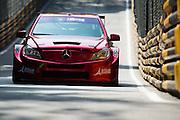 October 16-20, 2016: Macau Grand Prix. William LOK, Mercedes C260