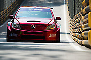 October 16-20, 2016: Macau Grand Prix. William LOK, Mercedes C260