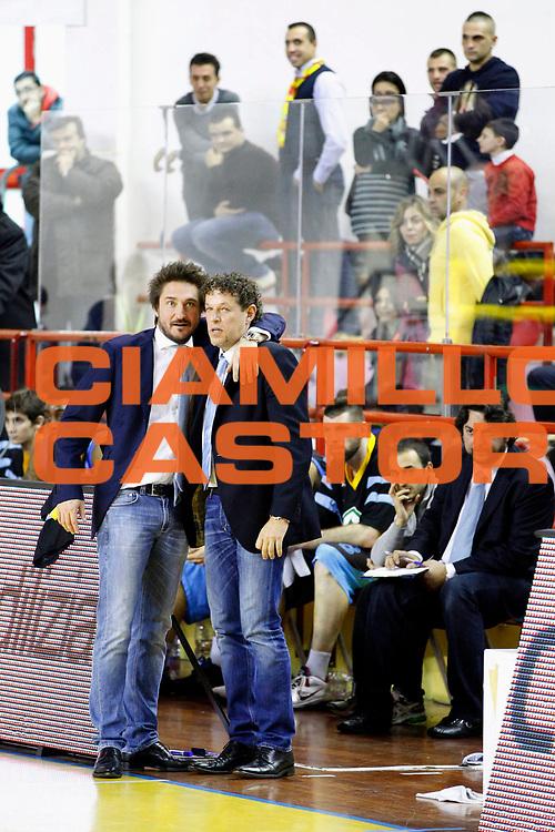 DESCRIZIONE : Barcellona Pozzo di Gotto Campionato Lega Basket A2 2012-13 Sigma Basket Barcellona Upea Orlandina Capo dOrlando <br /> GIOCATORE : Gianmarco Pozzecco Furio Steffe <br /> SQUADRA : Orlandina Upea Capo dOrlando<br /> EVENTO : Campionato Lega Basket A2 2012-2013<br /> GARA : Sigma Basket Barcellona Upea Orlandina Capo dOrlando<br /> DATA : 28/12/2012<br /> CATEGORIA : Ritratto <br /> SPORT : Pallacanestro <br /> AUTORE : Agenzia Ciamillo-Castoria/G.Pappalardo<br /> Galleria : Lega Basket A2 2012-2013 <br /> Fotonotizia : Barcellona Pozzo di Gotto Campionato Lega Basket A2 2012-13 Sigma Basket Barcellona Upea Orlandina Capo dOrlando<br /> Predefinita :