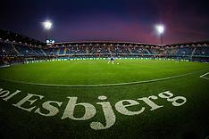 20.09.2016 Esbjerg fB - Silkeborg IF 0:0