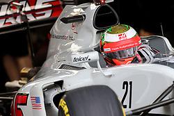 Esteban Gutierrez (MEX), Haas F1 Team <br /> 08.10.2016. Formula 1 World Championship, Rd 17, Japanese Grand Prix, Suzuka, Japan, Qualifying Day.<br /> Copyright: Charniaux / XPB Images / action press