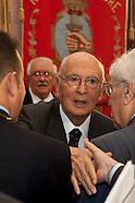 Napolitano a Rionero in V. (PZ), Italy - 03/10/2009