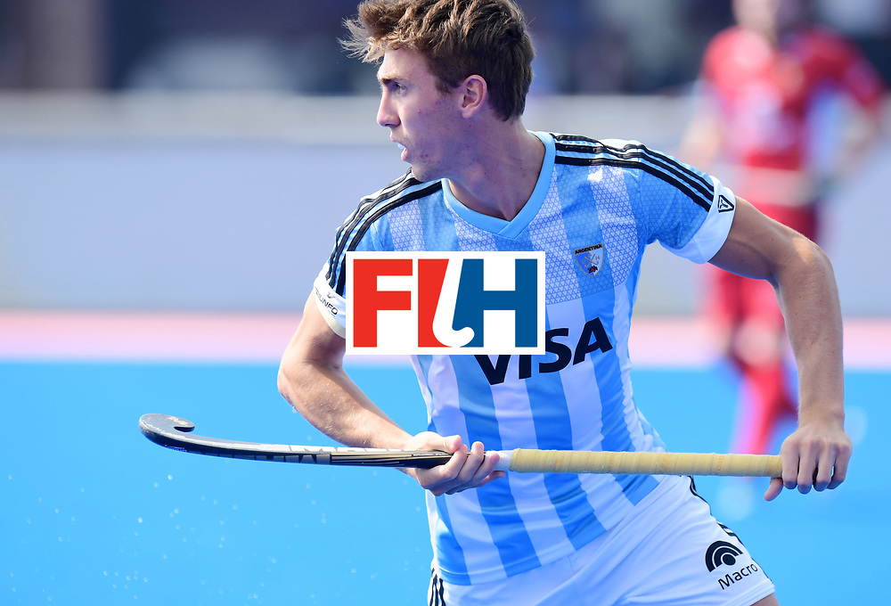 Odisha Men's Hockey World League Final Bhubaneswar 2017<br /> Match id:03<br /> Argentina v Belgium<br /> Foto: <br /> WORLDSPORTPICS COPYRIGHT FRANK UIJLENBROEK
