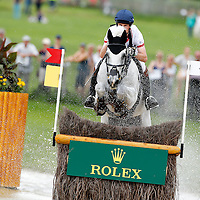 Cross Country - Nations Cup Eventing - FEI European Championships 2015 - Aachen