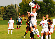 USD Women's Soccer Wins over Southwest Minnesota State (USD Soccer Field) 6-1