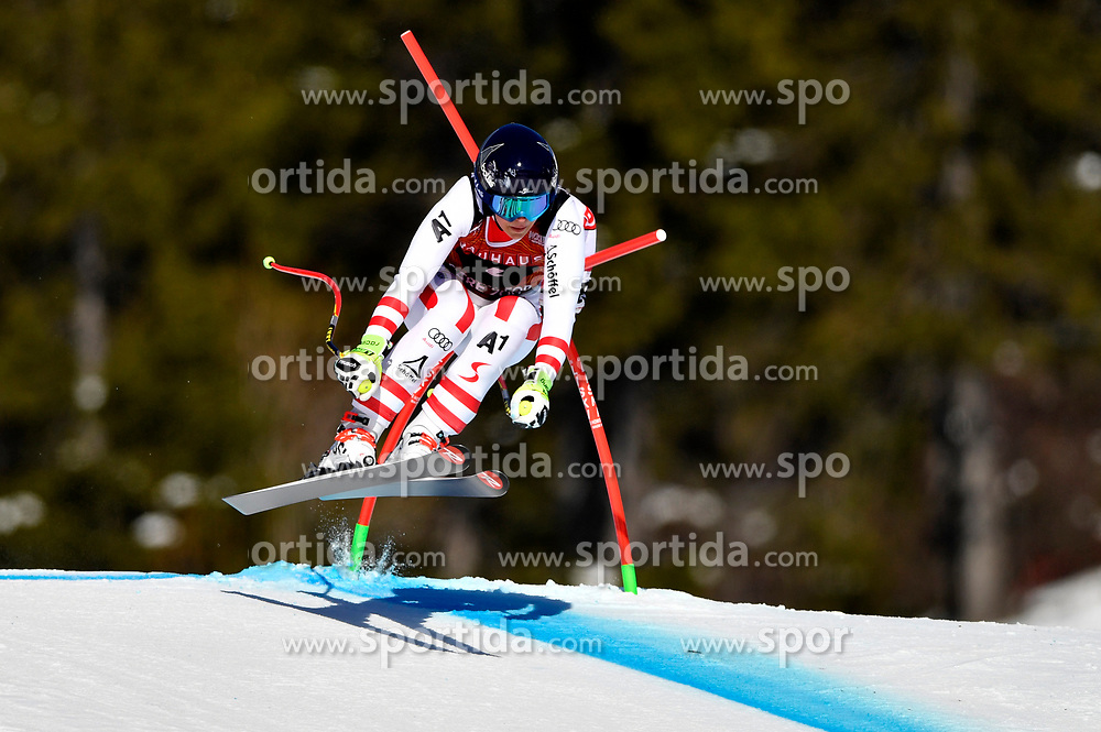09.03.2017, Are, SWE, FIS Ski Alpin Junioren WM, Are 2017, Damen, Super G, im Bild Nadine Fest, gold medal // during Ladies Super G of the FIS Junior World Ski Championships 2017. Are, Sweden on 2017/03/09. EXPA Pictures &copy; 2017, PhotoCredit: EXPA/ Nisse<br /> <br /> *****ATTENTION - OUT of SWE*****