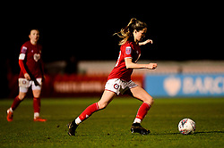 Georgia Wilson of Bristol City Women - Mandatory by-line: Ryan Hiscott/JMP - 08/12/2019 - FOOTBALL - Stoke Gifford Stadium - Bristol, England - Bristol City Women v Birmingham City Women - Barclays FA Women's Super League