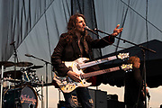 "RON ""BUMBLEFOOT"" THAL of Asia at Five Point Amphitheater in Irvine, California."