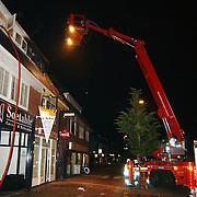 Brand Huizerweg Bussum