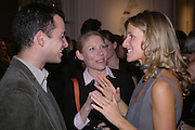 Matthew Slotover, Emily King and Elian Fattal. A photo exhibition in support of Facing the World <br />