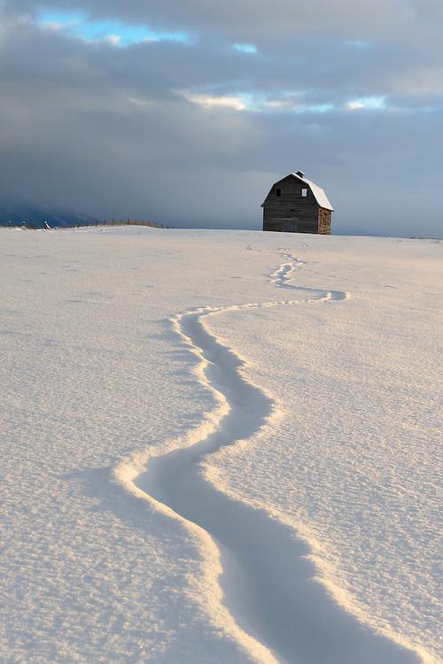 Flathead Valley, Western Montana