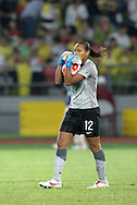 21 August 2008: Barbara (BRA). The United States Women's National Team defeated Brazil's Women's National Team 1-0 after extra time at the Worker's Stadium in Beijing, China in the Gold Medal match in the Women's Olympic Football tournament.