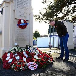 Bristol Rovers Memorial Service