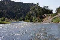 Arkansas River near Howard, Colorado