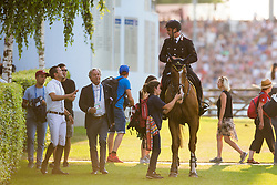 Gaudiano Emanuele, ITA, Chalou<br /> CHIO Aachen 2018<br /> © Hippo Foto - Sharon Vandeput<br /> 19/07/2018