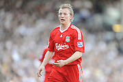 Dirk Kuyt (Liverpool). Fulham v Liverpool, Barclays Premier League,  Craven Cottage,  London. 4th April 2009.