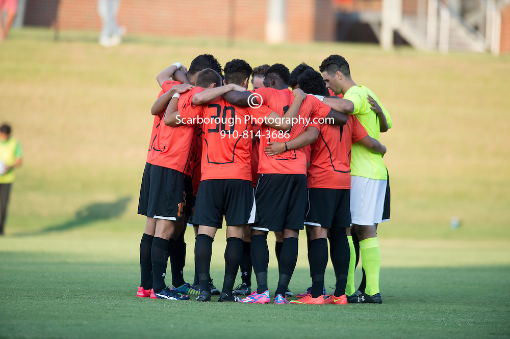 2015 Campbell University Men Soccer vs North Carolina State