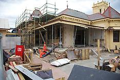 2012 Harefield House Progress - September