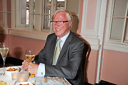MIKE HOLLINGSWORTH at the 20th anniversary reception for The Oldie Magazine held at Simpsons in The Strand, London on 19th July 2012.