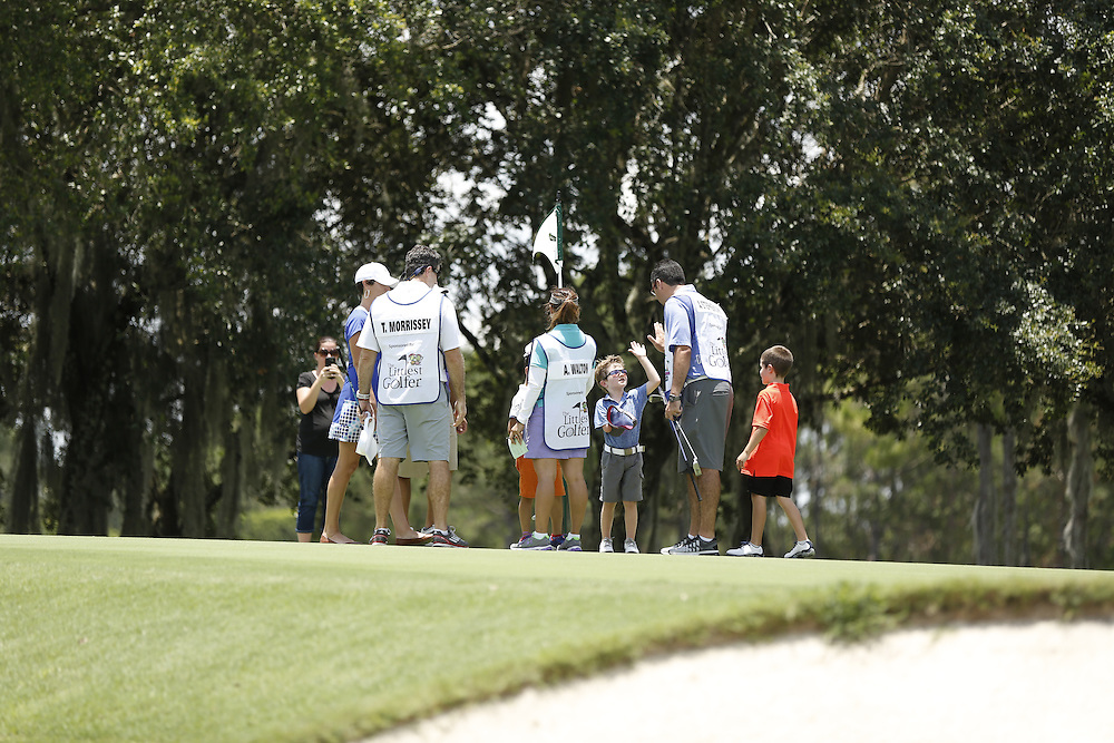Little Linksters at Lake Nona on Friday, June 10, 2016