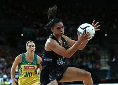 Auckland-Netball, New Zealand v Australia