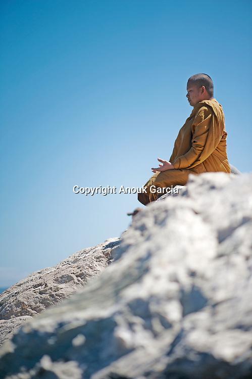 Bouddhisme, Luang Pu Nenkham Chattigo