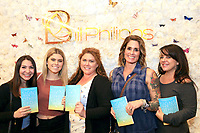 15 March 2019: Psychic Medium Bill Philipps. Signs from the other side book signing and group reading in Brea, CA.  #signsfromtheotherside  ©ShellyCastellano/SCPIX