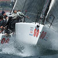 Audi Melges 32 Sailing Series Malcesine 2009
