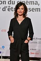 10th Lyon Film Festival  - Photocall<br /> Evelyne Bouix attends the 10th Lyon Film Festival on October 13, 2018 in Lyon, France