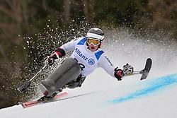 GFATTERHOFER Markus LW10-1 AUT at 2018 World Para Alpine Skiing Cup, Kranjska Gora, Slovenia