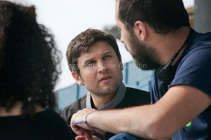 Fabrice DAUBY, tournage scène imposée de Jacques TOULEMONDE - emergence 2011
