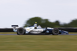 June 22, 2018 - Elkhart Lake, Wisconsin, United States of America - MAX CHILTON (59) of England takes to the track to practice for the KOHLER Grand Prix at Road America in Elkhart Lake, Wisconsin. (Credit Image: © Justin R. Noe Asp Inc/ASP via ZUMA Wire)