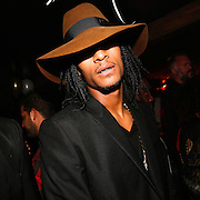 Les Twins  RICHIE AKIVA'S BIRTHDAY AT PARIS FASHION WEEK<br /> ©Exclusivepix Media