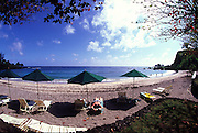 Hamoa Beach , Hana Hotel, Hana Coast, Maui, Hawaii<br />