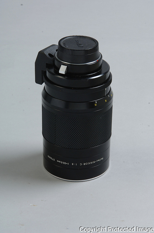 1Nikkor Mirror Lens 500mm f8=$ 400.00