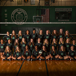 Newman Volleyball 2019 Portraits
