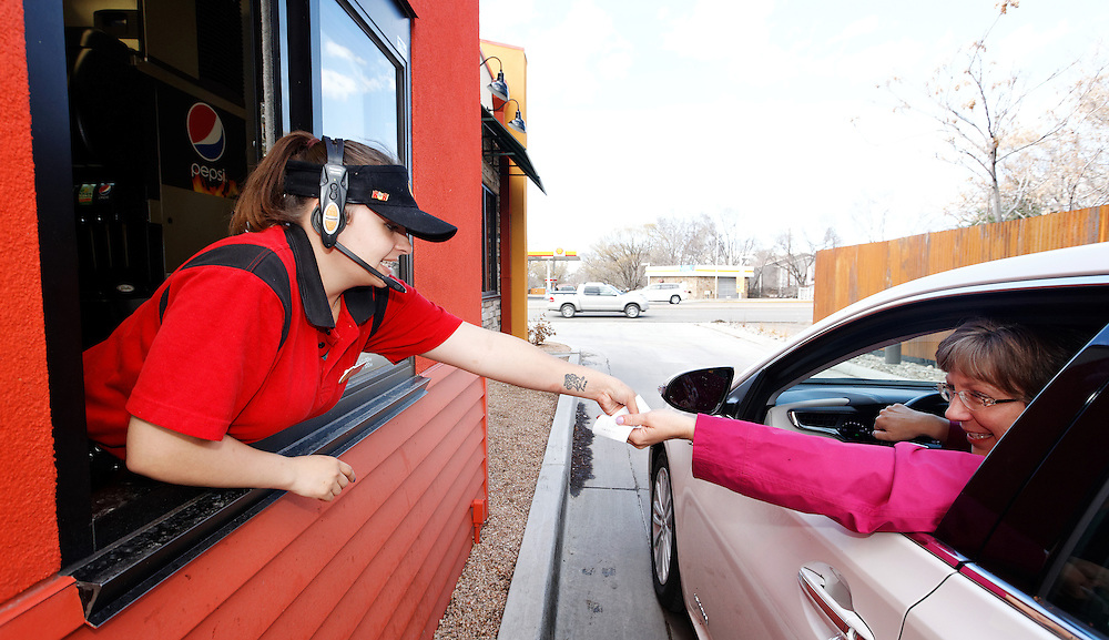 Taco Johns in Montrose, Colo., Thursday, March 21, 2013...Photo by Barton Glasser