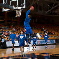 Men Basketball vs Presbyterian Big South Conference
