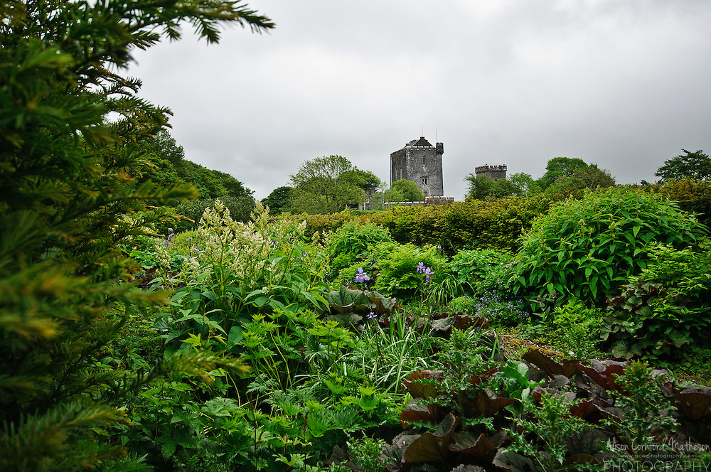 Knappogue Castle is a tower house in County Clare, Ireland that is maintained by Shannon Heritage. It also contains a lovely walled garden.