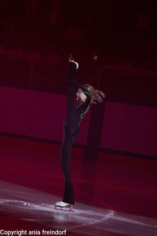 International Ice Skating Gala, Courchevel, France, 20 July 2017, Taisiya Buzmakova, Member of the Russian national team
