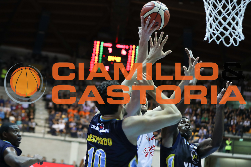 Callahan Craig, Red October Cantù vs Vanoli Cremona LBA serie A 13^ giornata stagione 2016/2017 PalaDesio 27/12/2016