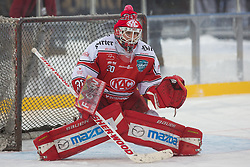 03.01.2015, Klagenfurter Wörthersee Stadion, Klagenfurt, AUT, EBEL, EC KAC vs EC VSV, 35. Runde, in picture Rene Swette (EC KAC, 30) during the Erste Bank Icehockey League 35. Round between EC KAC and EC VSV at the Klagenfurter Wörthersee Stadion, Klagenfurt, Austria on 2015/01/03. Photo by Matic Klansek Velej / Sportida